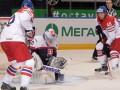 ЧМ по хоккею. Клепиш приносит победу Чехии в овертайме над Словакией