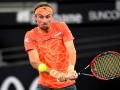 Долгополов не смог выйти в четвертьфинал турнира в Сиднее