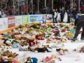 Завалить медведя. Болельщики выкинули на лед тысячи плюшевых игрушек
