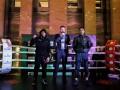 Беринчик - Сармиенто: Боксеры провели открытую тренировку