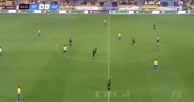 Зубастый румынский футболист полакомился соперником