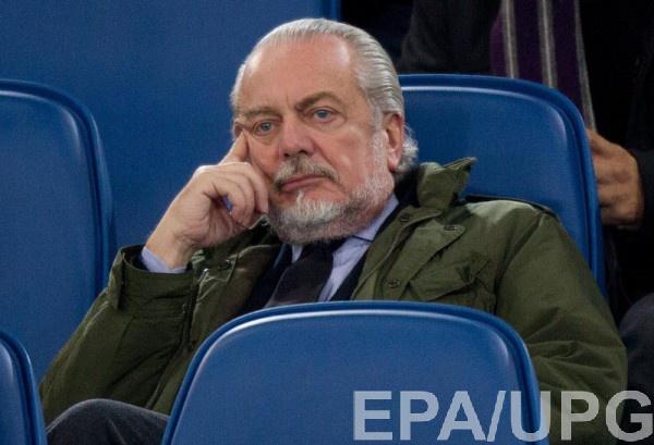 Де Лаурентис недоволен уходом Игуаина