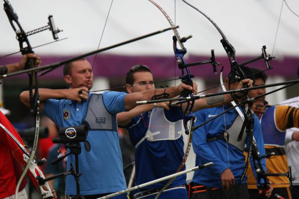 Виктор Рубан начинает защиту звания Олимпийского чемпиона