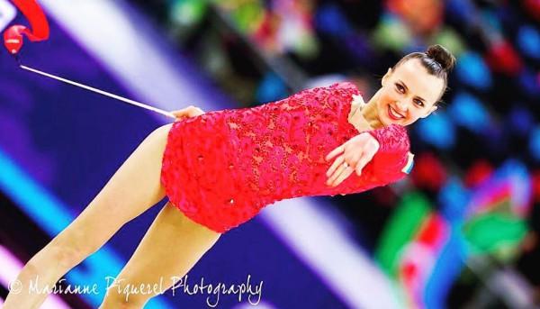 Ризатдинова успешно выступила на Кубке Мира