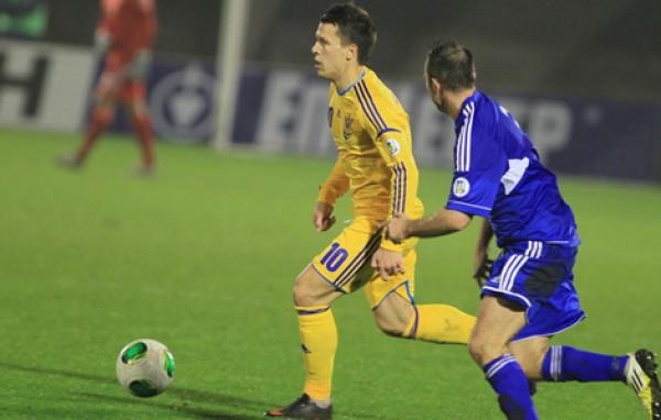 Украина в пятый раз попытается пройти плей-офф
