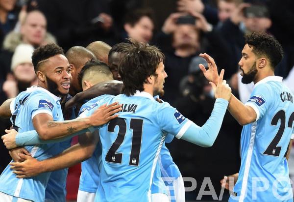 Манчестер Сити - обладатель Кубка Лиги