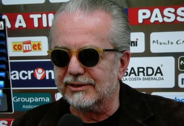 Де Лаурентис: В Лиге чемпионов ты получаешь доход, а в Лиге Европы – убытки