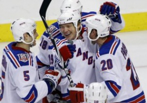NHL: Федотенко помог Рейнджерам победить Филадельфию