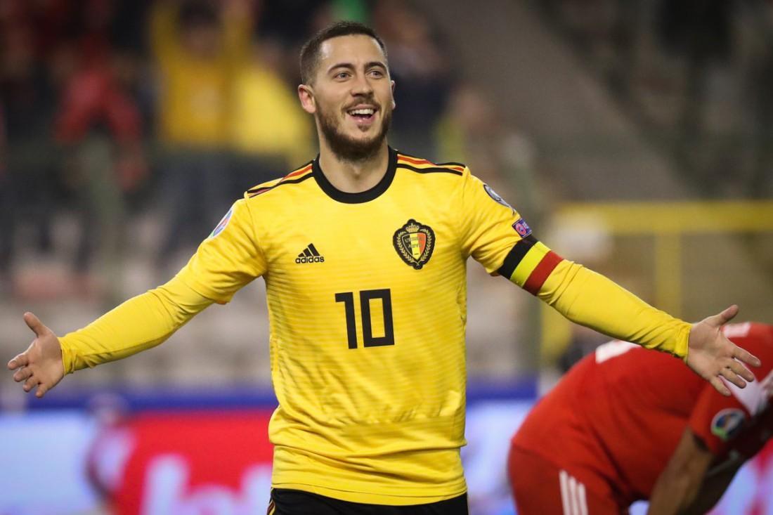 Бельгия обыграла Россию в первом матче отбора на Евро-2020