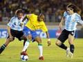 Аргентина и Бразилия сыграют товарищеский матч в США