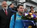 Герои Олимпийского Лондона вернулись в Украину