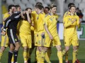Украина сыграет товарищеский матч с Эстонией