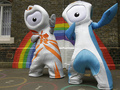 Одноглазые чудовища стали талисманами Олимпиады-2012