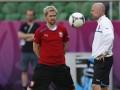 Хюбшман: Хотел бы сыграть  на Евро-2012 в Донецке