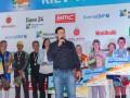 В Киеве состоялись первые международные соревнования Kiev Triathlon Cup 2013