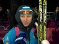 Валя Семеренко отыграла 35 позиций в гонке преследования на этапе Кубка мира