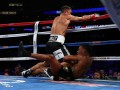 Головкин - Джейкобс: видео нокдауна в четвертом раунде