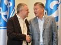 Игорь Суркис: Блохин остается главным тренером