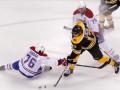 NHL: Бостон и Монреаль закинули 14 шайб на двоих