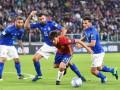 Италия спаслась в игре с Испанией благодаря голу Де Росси с пенальти