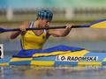 Украинская олимпийская чемпионка Пекина меняет одиночную байдарку на двойку