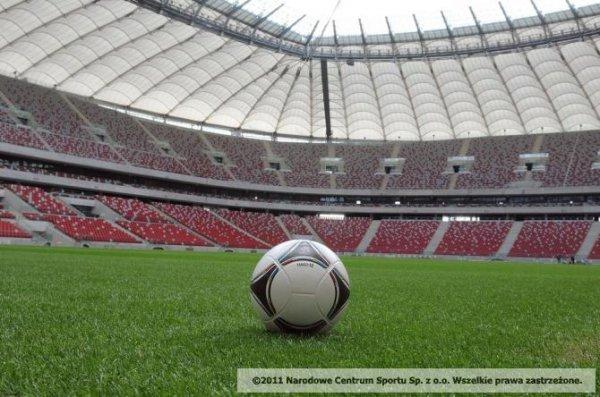 Матч пройдет на Национальном стадионе в Варшаве