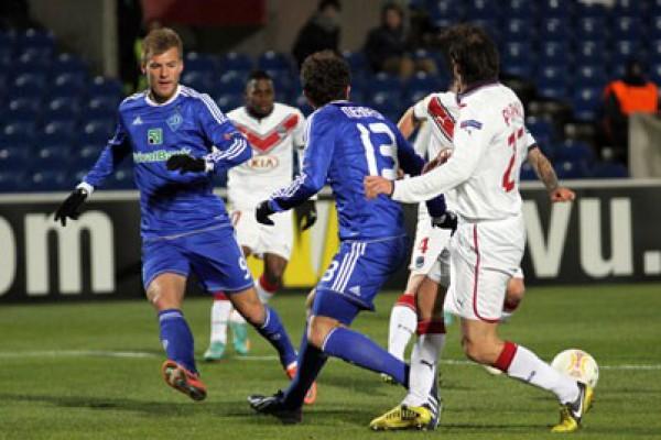 Ярмоленко часто затягивал с ударом по воротам