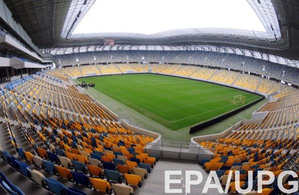 Арена Львов станет домашним стадионом Карпат до конца сезона