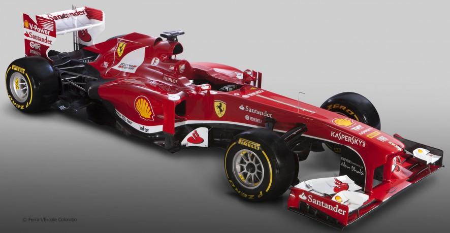 F138 - надежда Ferrari на чемпионство
