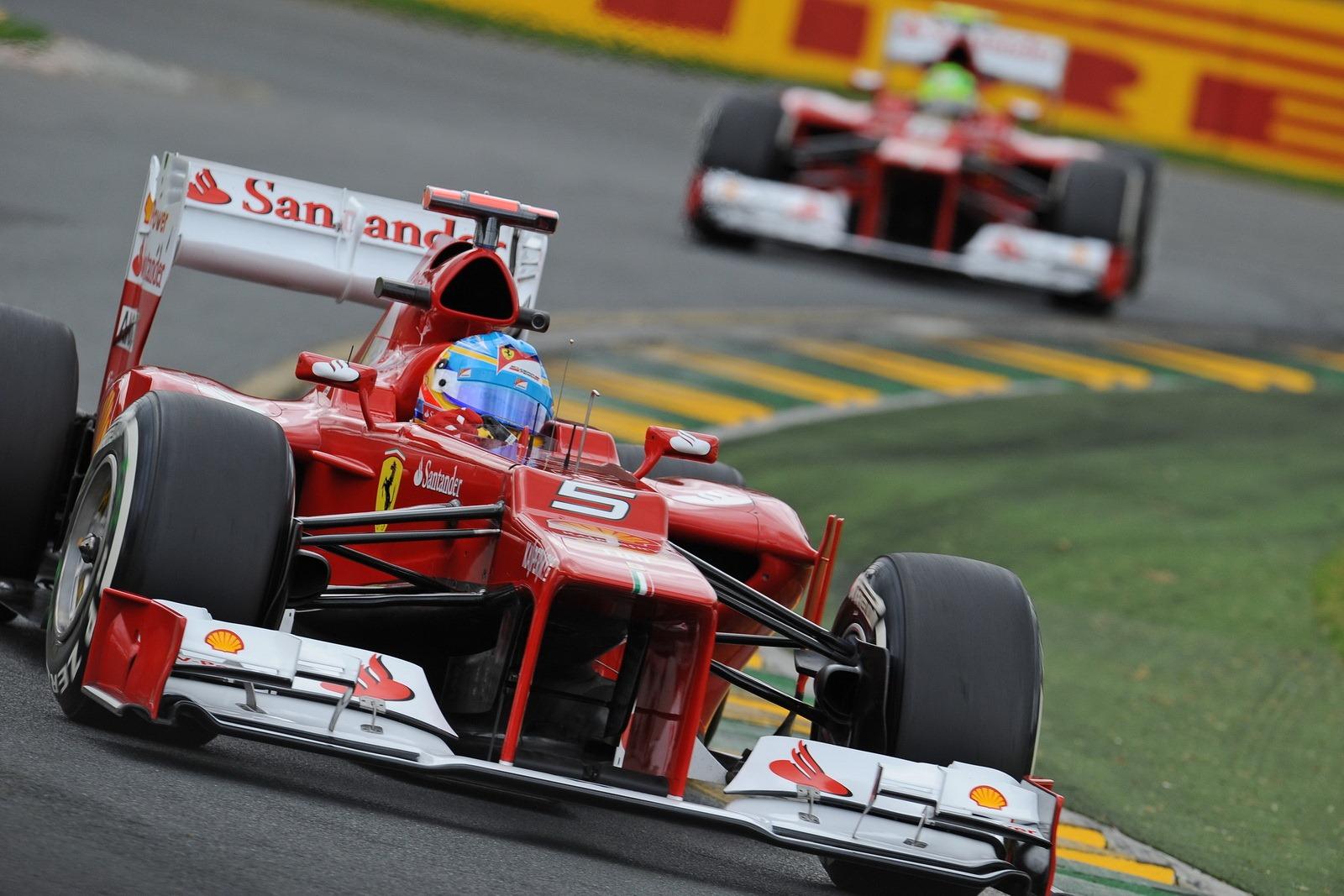 F2012 оставила Алонсо в шаге от чемпионства