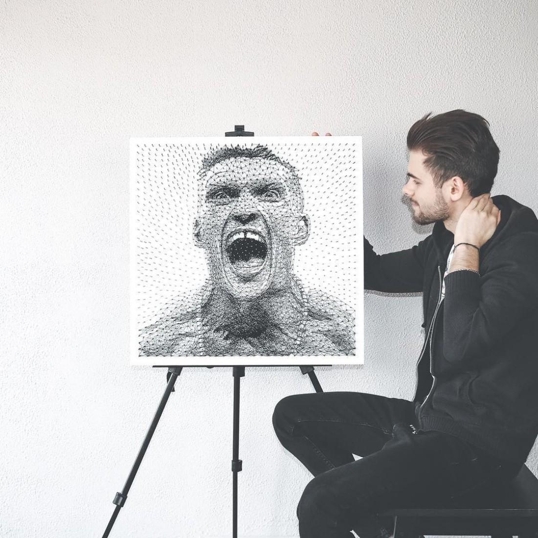 Портрет Александра Усика