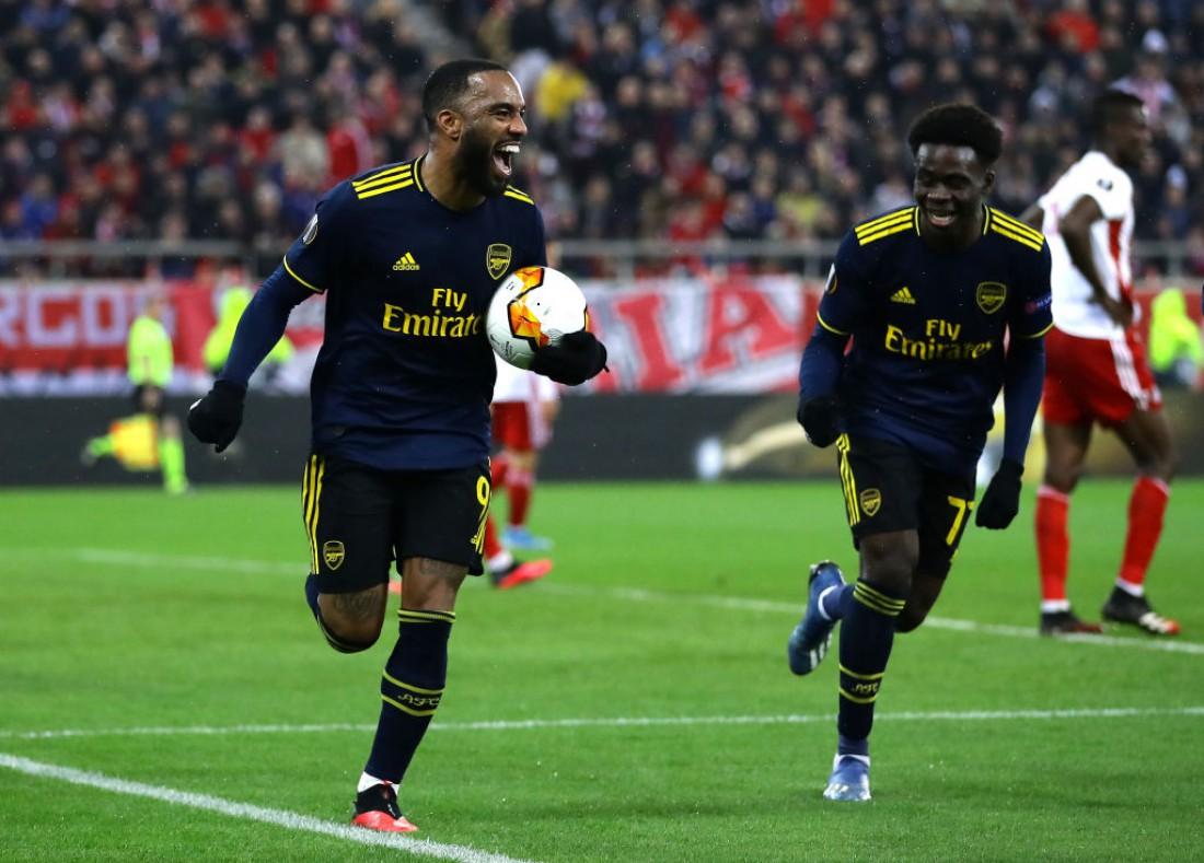 Олимпиакос - Арсенал: обзор матча