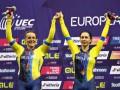 Кубок мира по велотреку: украинки завоевали две награды в первый день