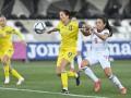 Женская сборная Украины разгромно проиграла Испании