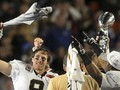 Super Bowl XLIV. Saints -  Colts - 31:17