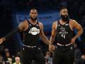 НБА назвала стартовые пятерки на Матч всех звезд-2020