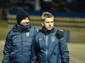 Зинченко обратился к фанатам сборной Украины