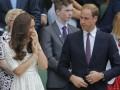 За проигрышем Маррея на Уимблдоне наблюдали принц Уильям и Кейт Миддлтон (фото)