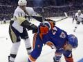 NHL: Islanders и Kings не смогли поразить ворота соперников