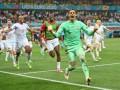 Швейцария вышла в четвертьфинал чемпионата Евро-2020