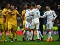 На стадионе Реала произошла стычка между испанскими и итальянскими журналистами