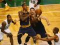 НБА: Кливленд разгромил Бостон