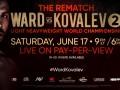 Ковалев - Уорд: промо видео боя