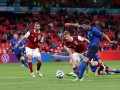 Италия со скрипом обыграла Австрию и вышла в четвертьфинал Евро-2020