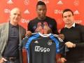 Молодой вратарь Барселоны перешел в Аякс