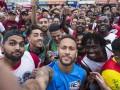 Неймар поздравил мировых победителей своего авторского чемпионата Neymar Jr's Five