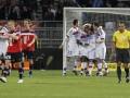 Лига 1: ПСЖ победил в меньшинстве, Лион одолел чемпиона