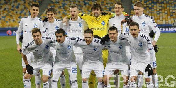 Игроки Динамо получат золотые медали перед матчем с Александрией