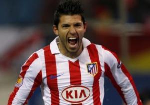 Агуэро стал самым высокооплачиваемым футболистом Атлетико