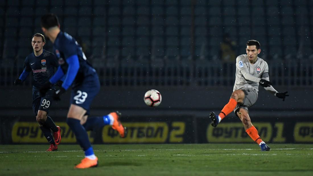 Тарас Степаненко в матче против Мариуполя